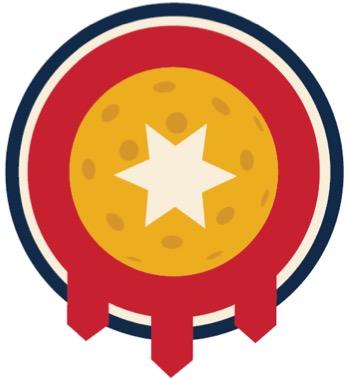 tulsa pickleball club logo